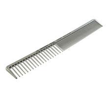 Расчёска комбинированная металлик