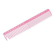 Расческа для стрижки многофункциональная 185мм розовая
