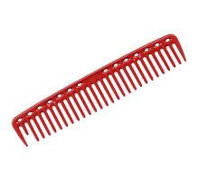 Расческа для стрижки многофункциональная 215мм красная