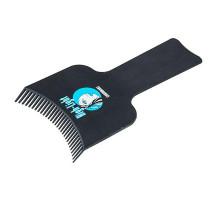 Лопатка для мелирования с расчёской