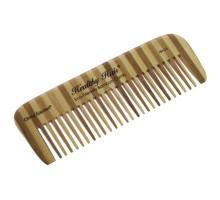 Гребень для волос бамбуковый