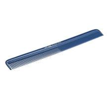 Расческа комбинированная прямая синяя