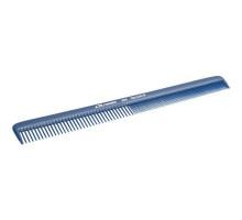 Расческа комбинированная узкая синяя