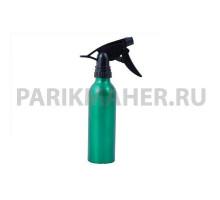 Распылитель Hairway Tubus для воды зеленый метал.250мл.