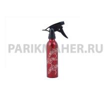 Распылитель Hairway Flowers красный метал.250мл.
