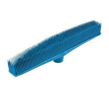 Щетка для уборки помещения синяя