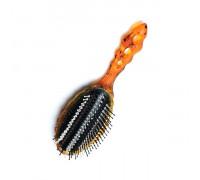 Щетка для волос Eco Styler янтарная коричневый