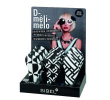 Дисплей с щетками Meli Melo (графика) 18 шт.