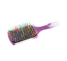 """Щётка для волос Rainbow широкая """"Вечерняя фиалка"""""""
