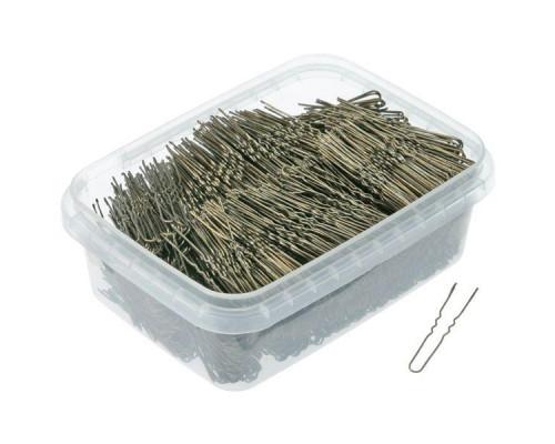 Шпильки для волос 45мм бронзовые 500г