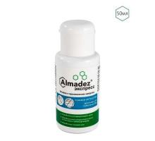 Алмадез экспресс кожный антисептик, с крышкой флип-топ 50 мл.