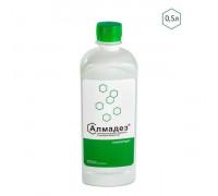 Алмадез дезинфицирующее средство с моющим эффектом, концентрат 500 мл