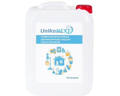 UnikoNext раствор для дезинфекции универсальный (для рук и поверхностей), 10 л