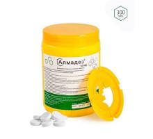 Алмадез-хлор таблетки 300 шт., желтая туба