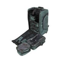 Чемодан визажиста VZ-46, зеленый