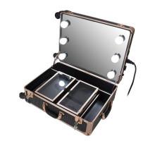 Мобильная студия визажиста VZ-58, черный