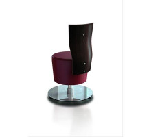 Стул для мастера SUITE STOOL WITH BACKREST