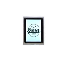 Постер световой (Барбер) 62037
