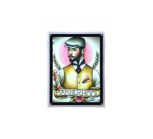Постер световой (Барбер) 62056