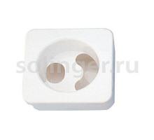 Чаша Eurostil маникюрная 00889