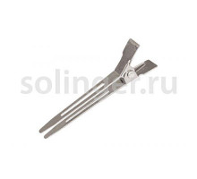 Зажим Sibel метал.малый 100 шт/уп(42065)