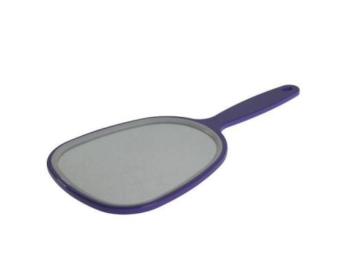 Зеркало с ручкой 20*13см