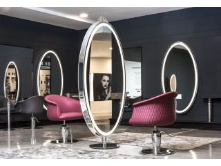 Идеальное зеркало для салона красоты