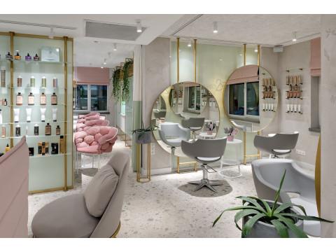 Какой дизайн должен быть у современного салона красоты